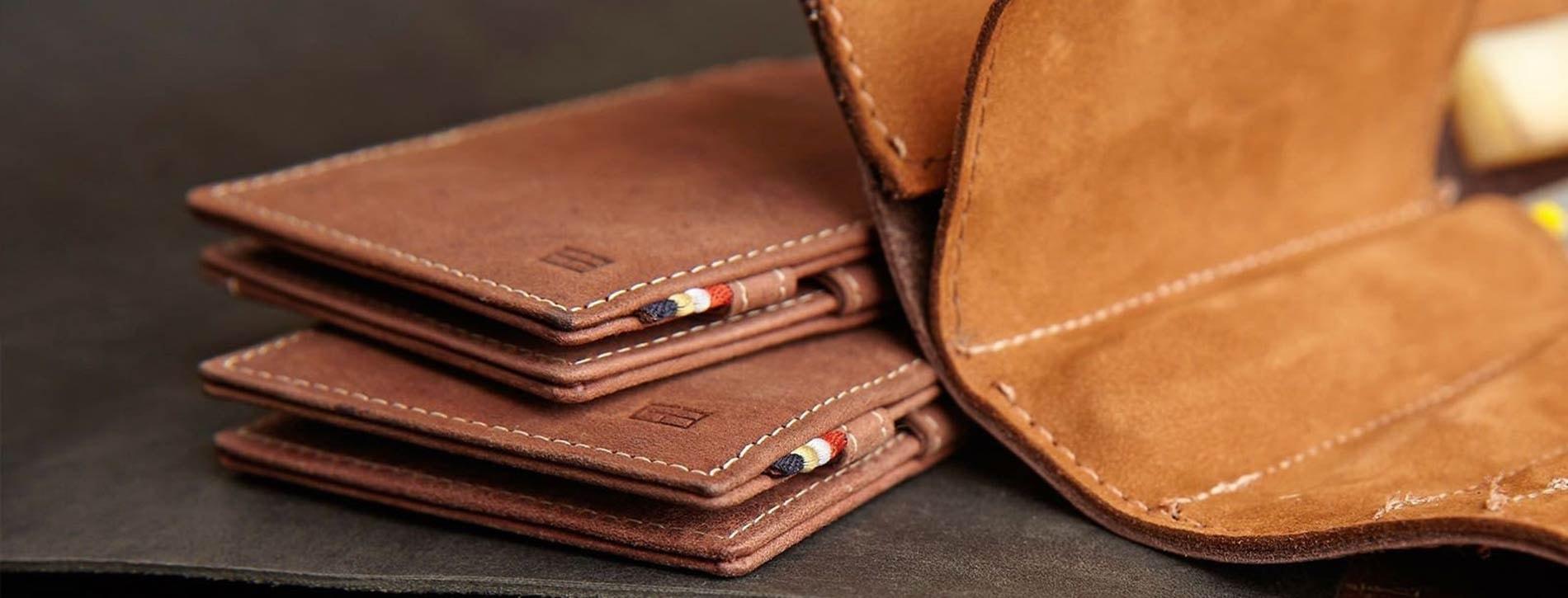 Garzini wallets